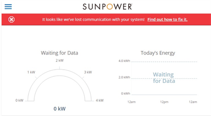 SunPower Monitoring