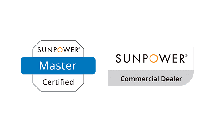 SunPower Master Certified & Commercial Dealer